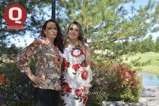 Eliza Zarco y Valeria Torres