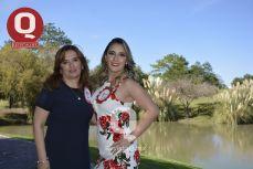 Karla Ivonne Aguirre y Valeria Torres