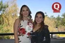 Valeria Torres y Lorena Aboytes