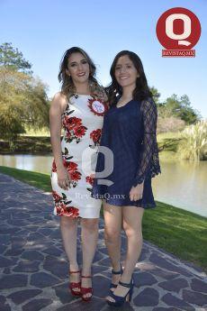 Valeria Torres y Mariana Torres