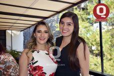 Valeria Torres y Patricia Guarro