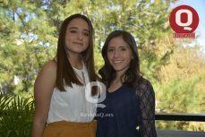 Vania Solís y Mariana Torres