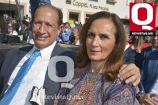 Ernesto Vega y Cecilia Gutiérrez