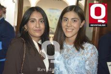 Eugenia Zamora y Alexa Fernández