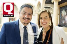 Rodrigo Ramos y Luz Adriana Torres