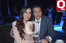 Jessica Gamiño y Miguel Manrique