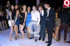 Mariana Magaña, Dana Park, Ale Sánchez, Michelle Ortega, Alonso Varela y Carlo Anguiano