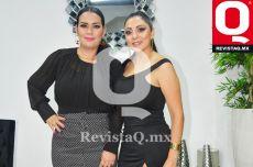 Erika Moreno y Claudia Castañeda
