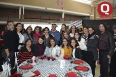 Equipo de Secundaria del Instituto Lux