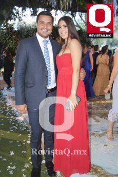 José Pizzini y Ana Muñoz
