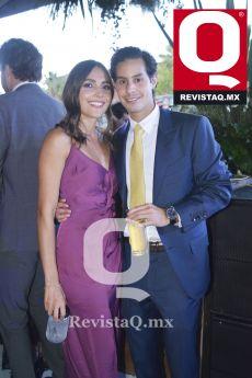María García y Federico Reyes