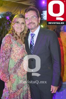 Marilu Bessonart y Fernando Hernández