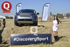 Fascinante Land Rover Discovery Sport