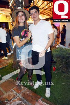 Daniela Hernández y Gerardo Rodríguez