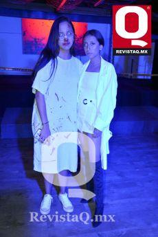 Daniela Nava y Grecia Balderas