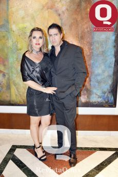 Claudia de Hernández y Ernesto Hernández