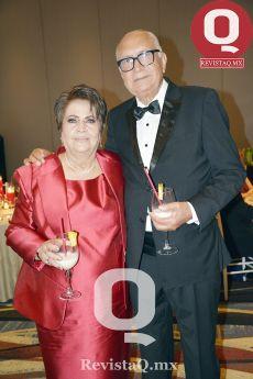 Licha Ruiz y Antonio Ruiz