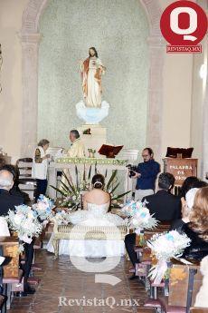 Aspecto de la ceremonia en honor a María Regina García