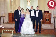 Gonzalo García, Claudia Ruiz, María Regina García, Orlando García y Aldo García