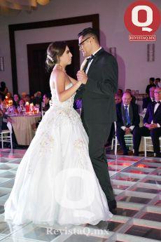 María Regina García y Mauricio Ruiz