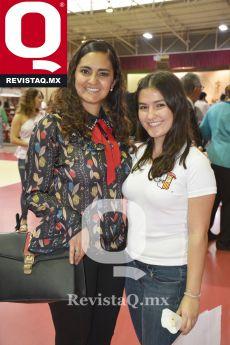 Sandra Ramírez y Paty Barrera