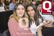 Xiomara García y Renata Camacho