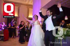 A felices José Gerardo Camarena Bonilla y Ana Gabriela Moreno Hernández
