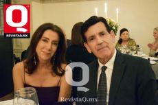 Graciela Orozco Pacheco y Juan Carlos Gómez