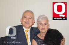 Jorge Morales y Martha Elena Vargas.