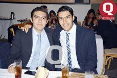 Arturo Soto y Alejandro Soto