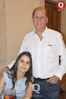 Jaime García Padilla y Ana Lucía García Medina