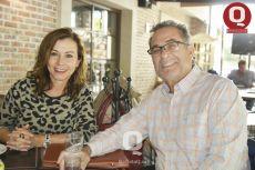 Malena Guerrero y Mario Moreno