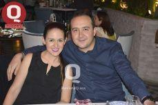 Daniela Aranda y Abraham Gutiérrez