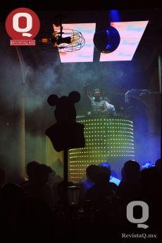 DJ Boomer en acción