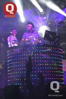 DJ Boomer puso a bailar a todos
