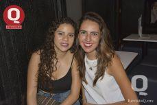 Fernanda Ramírez y Mariana Urtaza