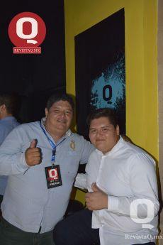 Jorge Torres e Irvin Torres