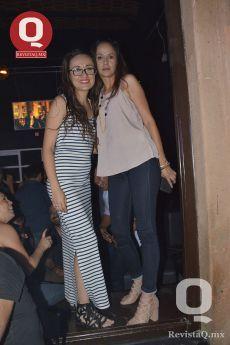 Maricruz Orozco y Susana Rodríguez