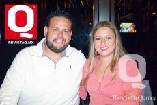 Ernesto Reyes y Montse Arellano