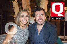 Sara Ríos y Luis Álvarez