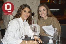 Margot Padilla y Regina Villanueva