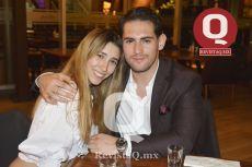 Regina Muñoz y Mauricio Kornhausser