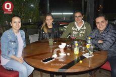 Rosy Obregón, Andrea Villanueva, Joel Luviano y Luis Araiza