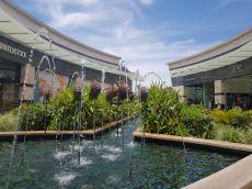 Atmósfera del mall La Isla