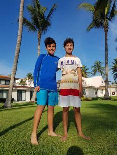 Leo Macias y Jorge Macias