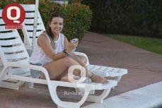 Marifer Obregón novia de Diego Álvarez de Morelia