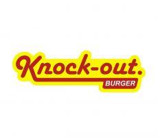 Knock-out  Burger un paraiso de delicias y buena atención