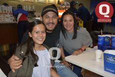 Andrea González, Jorge Sepúlveda y Maribel Campos