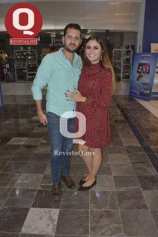 Jorge Gamiño y Alejandra Paz