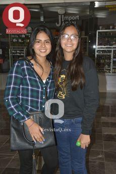 Karina Ramírez y Regina Ramírez